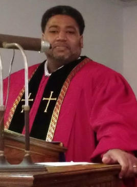 Rev. Vashon Ingram
