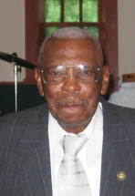 The late Rev. W.H. Sturdivant